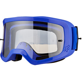 Fox Main II Race Brille blue/clear